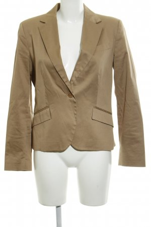 Zara Basic Kurz-Blazer camel 90ies-Stil
