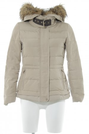 Zara Basic Kurzjacke mehrfarbig Street-Fashion-Look