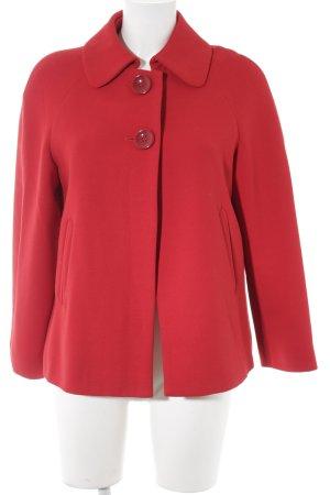 Zara Basic Kurzjacke rot extravaganter Stil