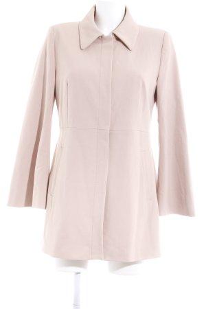 Zara Basic Manteau court vieux rose élégant