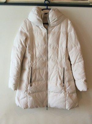 Zara Basic Kurzmantel Gr 40 - Downjacket  beige