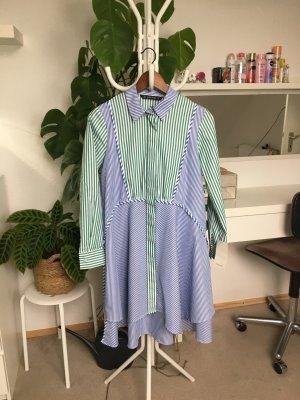 Zara Basic lässiges Blusenkleid XS/34