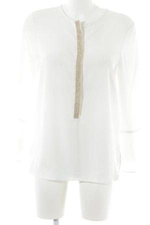 Zara Basic Blouse met lange mouwen veelkleurig elegant
