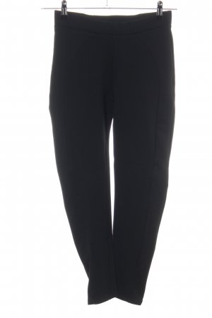 Zara Basic Leggings nero stile casual