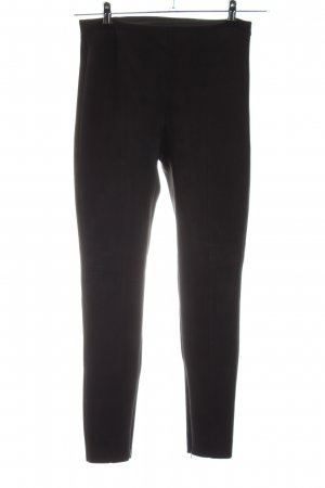 Zara Basic Leggings nero stile professionale