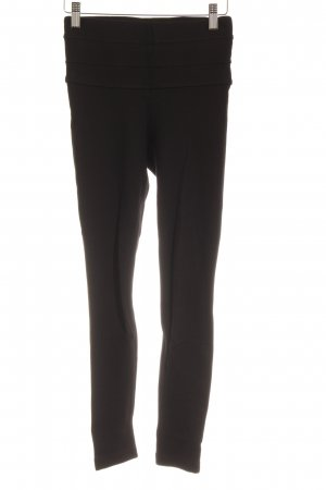 Zara Basic Leggings negro look casual