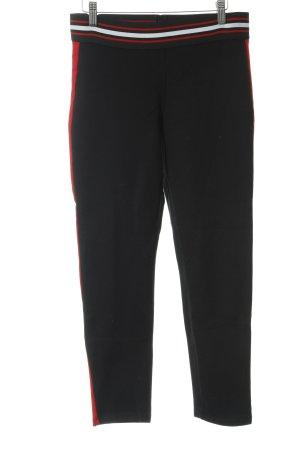 Zara Basic Leggings estampado a rayas estilo deportivo