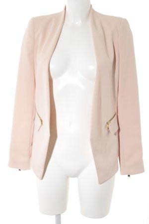 Zara Basic Long-Blazer mehrfarbig Elegant