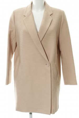 Zara Basic Long-Blazer rosé Elegant