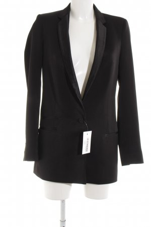 Zara Basic Blazer long noir élégant