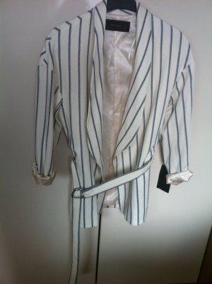 Zara Basic Mantel mit Gürtel Neu mit Etikett