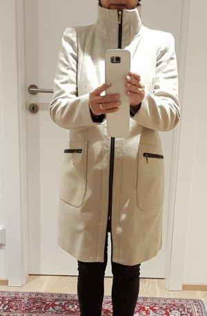 Zara Basic Mantel Wollgemisch Grösse M (36/38)