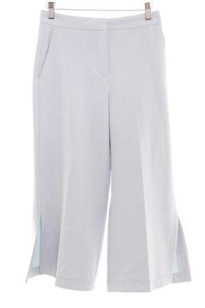 Zara Basic Marlene Trousers azure elegant