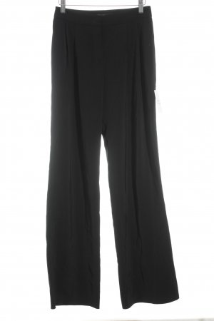 Zara Basic Marlene Trousers black elegant