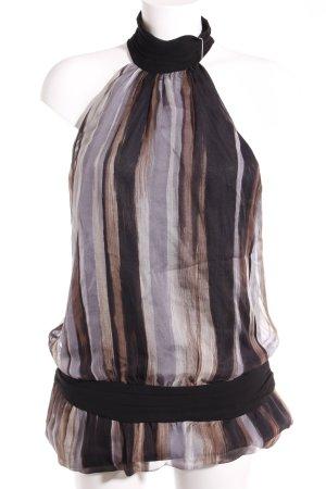 Zara Basic Maxikleid mehrfarbig Elegant