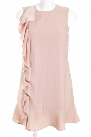 Zara Basic Minikleid altrosa Elegant