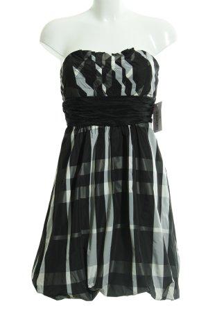 Zara Basic Minikleid Karomuster Party-Look