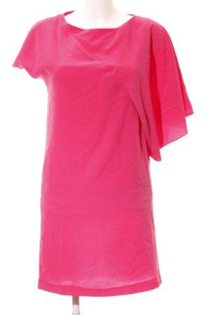 Zara Basic Minikleid magenta Elegant