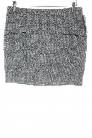 Zara Basic Minirock meliert Business-Look
