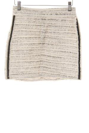 Zara Basic Minirock meliert Casual-Look