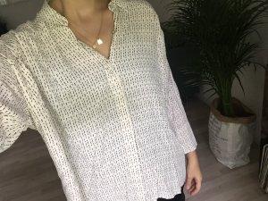 Zara Basic oversize Bluse