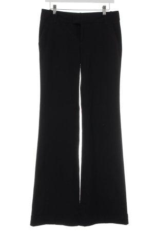 Zara Basic Pallazzobroek zwart elegant