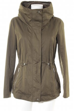 Zara Basic Parka ocker Casual-Look