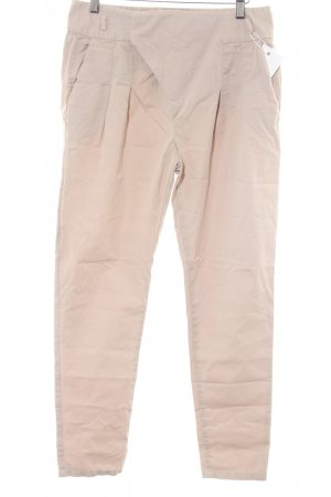 Zara Basic Pumphose creme College-Look
