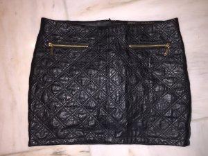 Zara Basic Rock schwarz Größe S