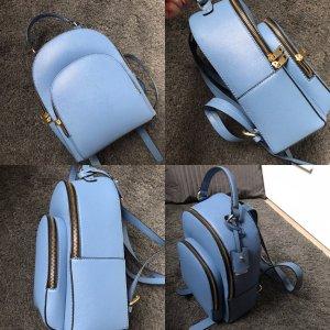 Zara Zaino laptop azzurro