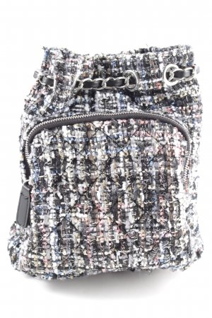 Zara Basic School Backpack flecked casual look