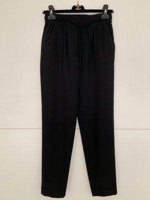 Zara Pantalón abombado negro