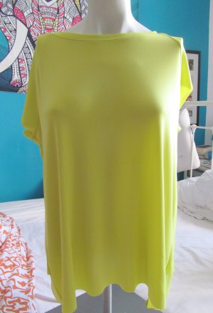 Zara Basic Shirt in Neon