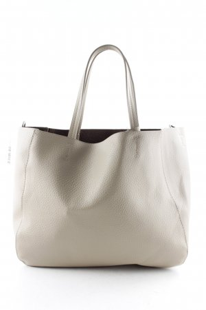 Zara Basic Shopper beige casual look
