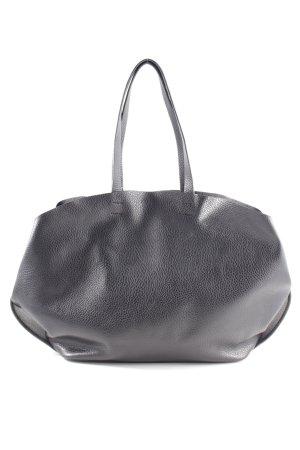 Zara Basic Borsa shopper nero stile casual