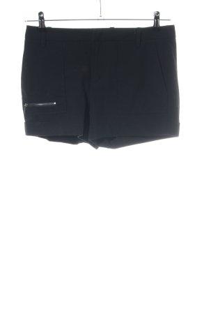Zara Basic Short zwart casual uitstraling