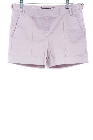 Zara Basic Shorts rosa antico stile casual