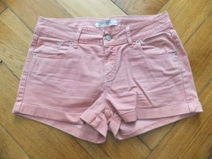 Zara Basic Shorts L 38 Altrosa Hotpants