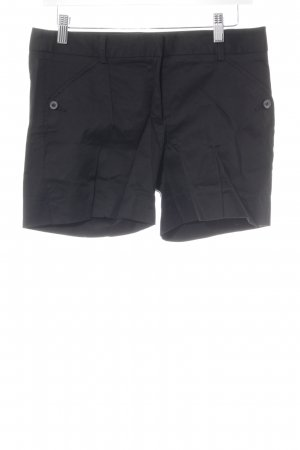 Zara Basic Shorts black business style