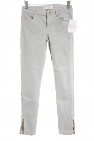 Zara Basic Skinny Jeans blassblau Casual-Look
