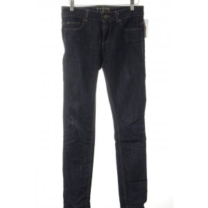"Zara Basic Skinny Jeans ""Mid Rise Skinny Fit "" dunkelblau"
