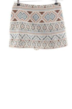 Zara Basic Skorts allover print casual look