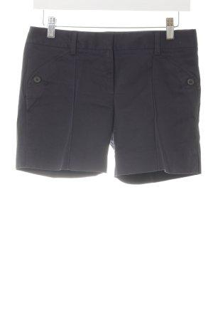Zara Basic Skorts dunkelblau Casual-Look