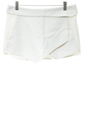 Zara Basic Skorts wollweiß Elegant