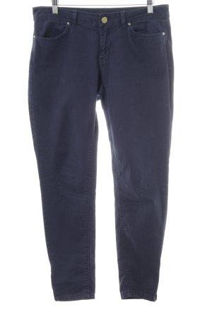 Zara Basic Jeans slim bleu style décontracté