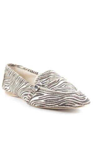 Zara Basic Slipper hellbraun-dunkelbraun extravaganter Stil