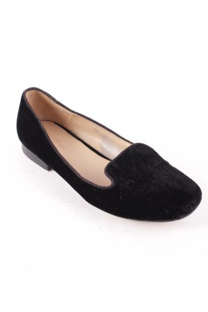Zara Basic Slipper schwarz Casual-Look