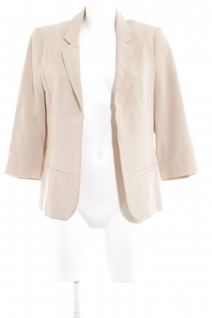 Zara Basic Smoking-Blazer camel Business-Look