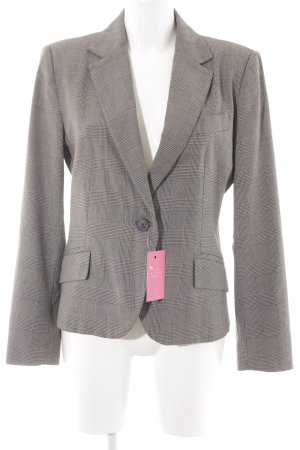 Zara Basic Smoking-Blazer Glencheckmuster Business-Look