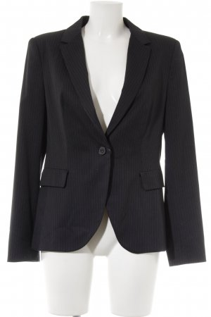 Zara Basic Smoking-Blazer Nadelstreifen Business-Look